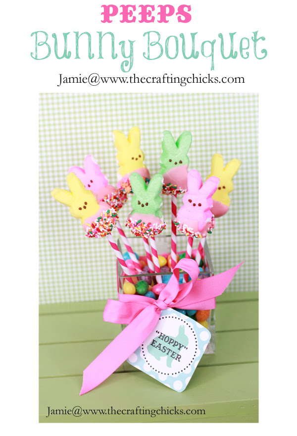 peep bunny 1
