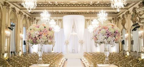 San Francisco Wedding Venues, Weddings at The Fairmont San