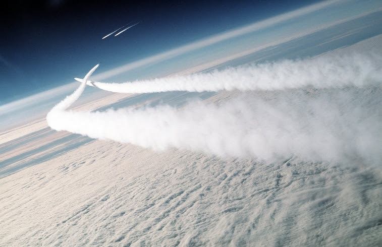 Image: CIA Director Talks About Stratospheric Aerosol Injection – Chemtrails( (Video)