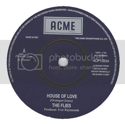 The Flies - House of Love