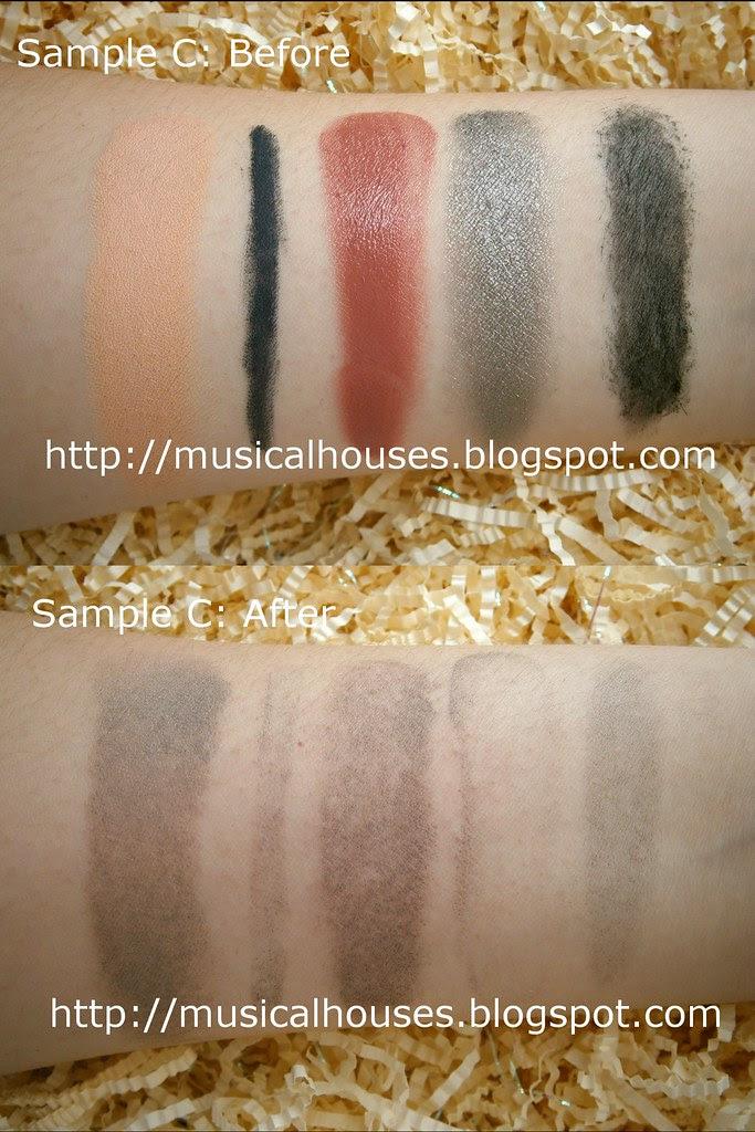escentual micellar trial sample c w