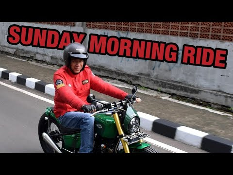 Sunday Morning Ride (Sunmori)