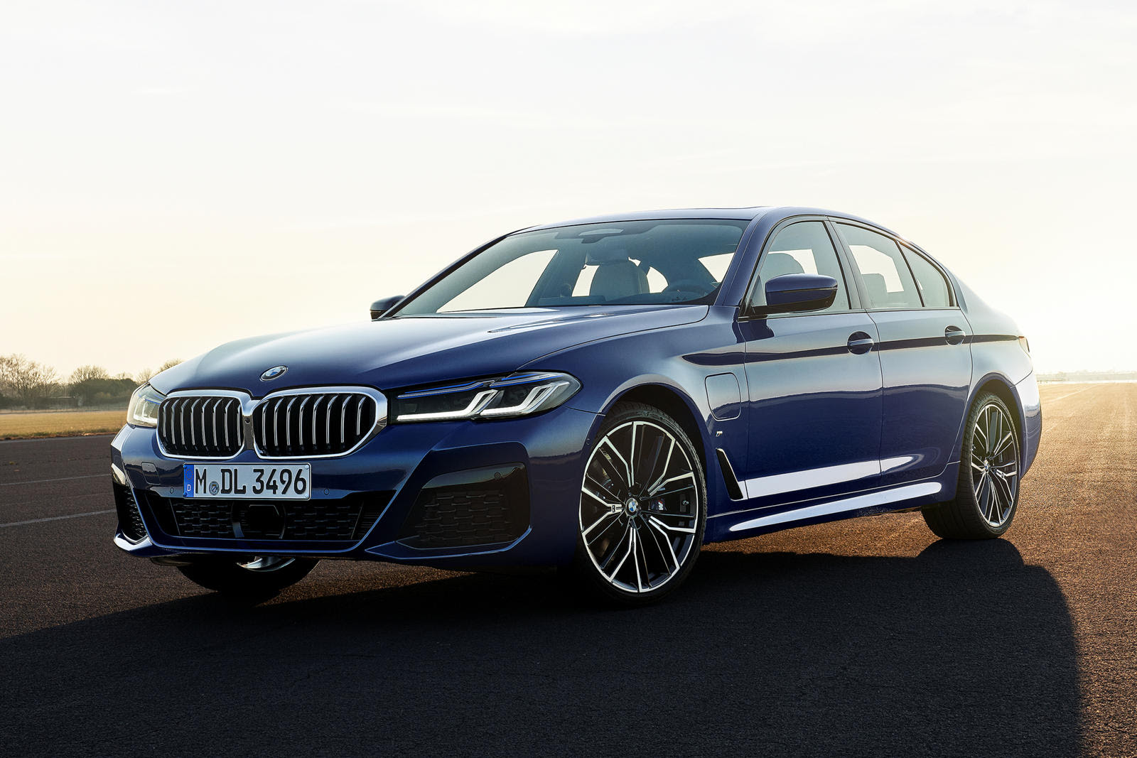 2021 bmw 5 series arrives with all the updates we've been