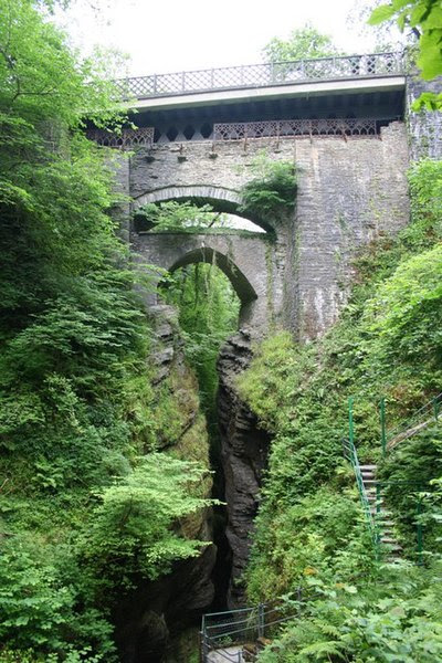 File:Devil's Bridge - geograph.org.uk - 196947.jpg