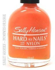 Sally Hansen Pumpkin Orange