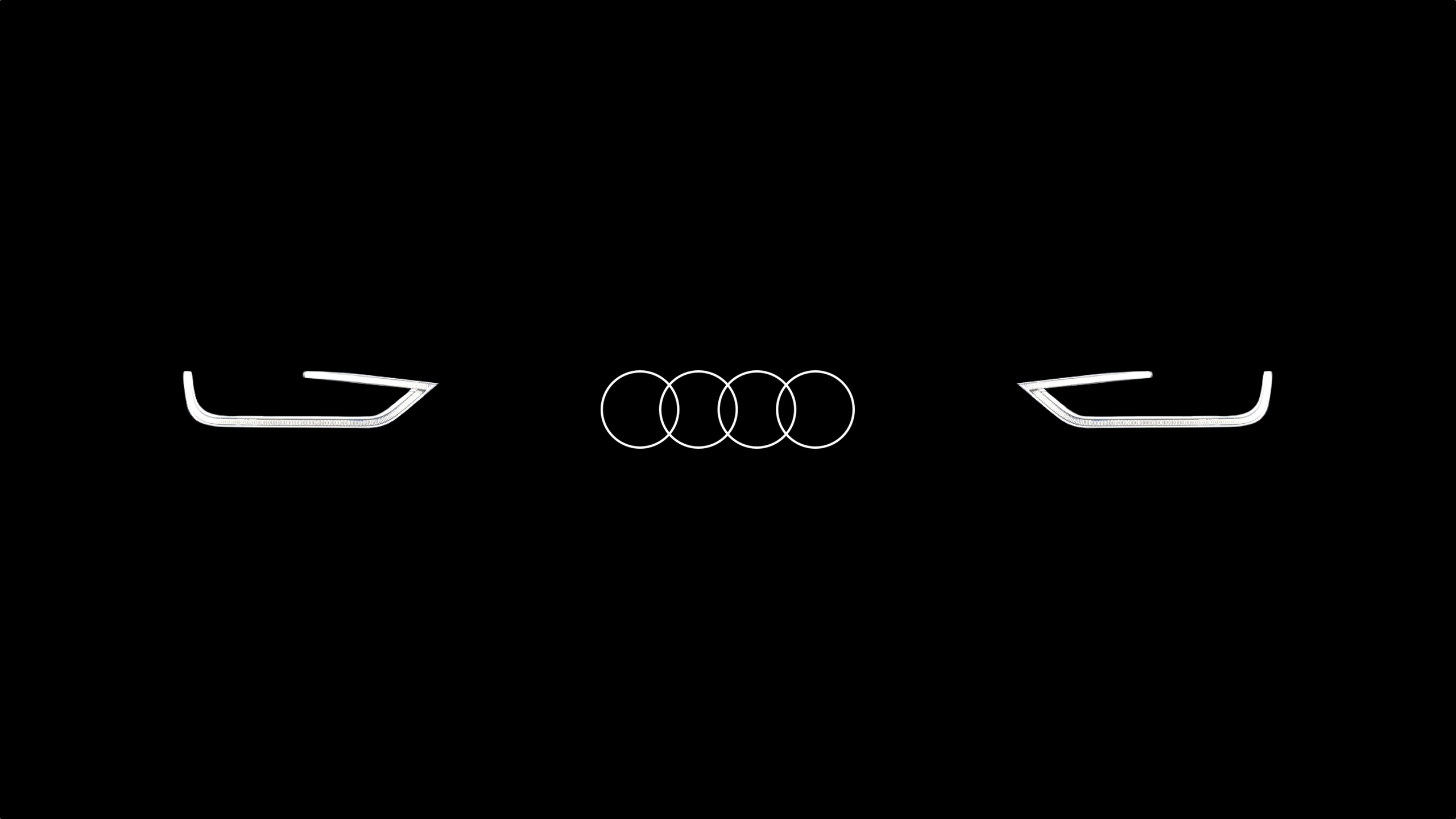 Audi Logo Wallpaper HD  PixelsTalk.Net