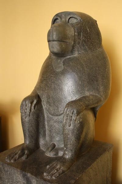 Monkey Statue, Egypt