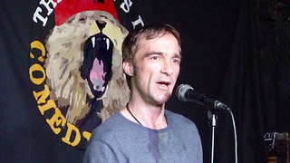 The lion's den comedy club's 4th birthday Tim