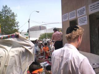 We Sang on Tisha Bav - A fast of vigils