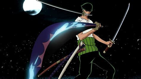 Wallpaper Zoro One Piece Hd   Free Download Wallpaper