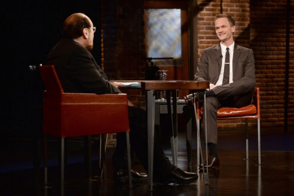 Neil Patrick Harris and James Lipton - Inside the Actors Studio
