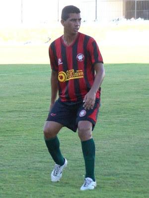 Piúba Atlético Potiguar (Foto: Augusto Gomes/GloboEsporte.com)