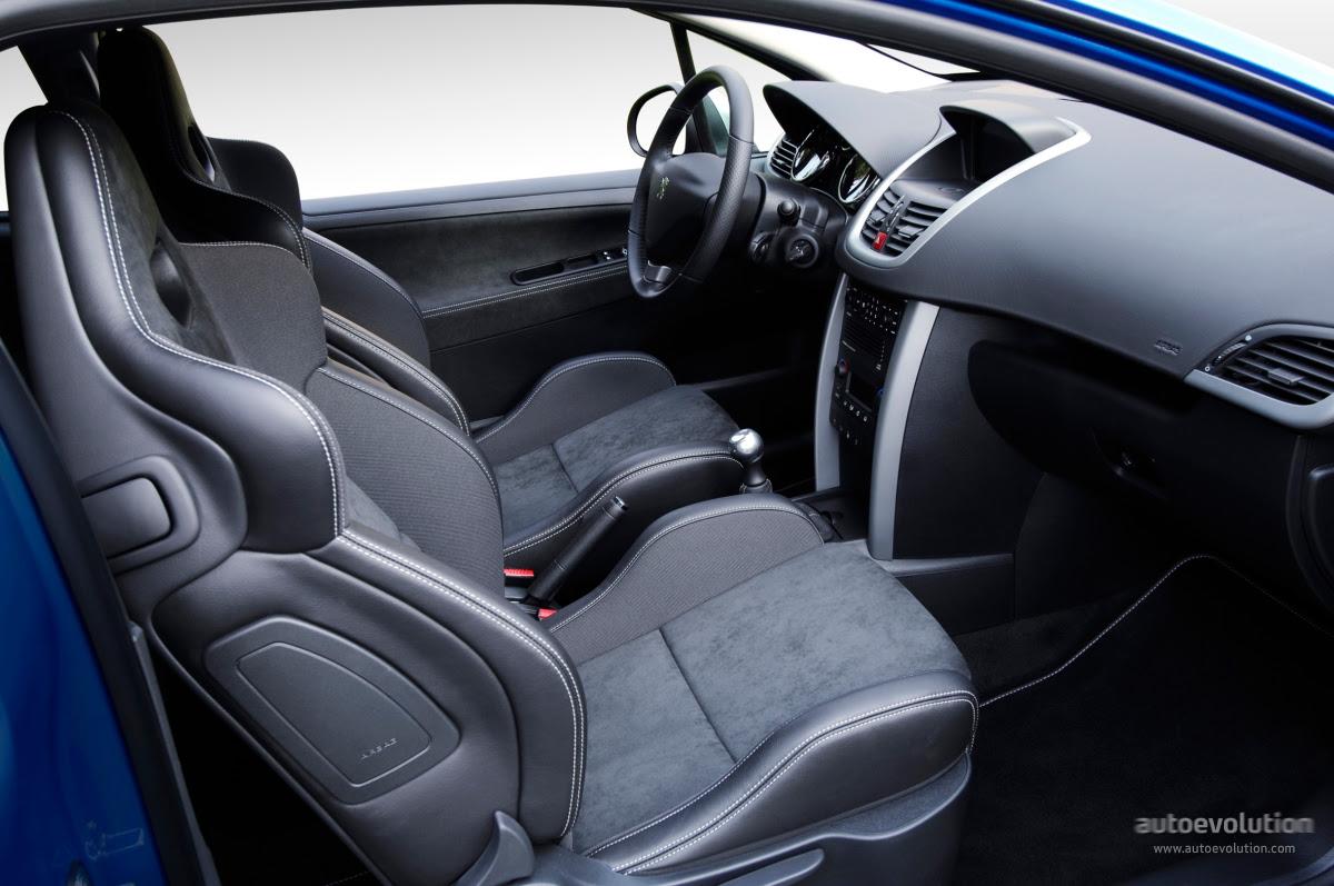 Peugeot 207 Rc Specs Photos  Autoevolution