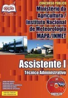 Apostila Instituto Nacional de Meteorologia (INMET)