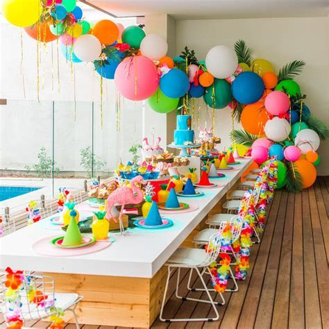 Moana Party Ideas   Kid's Birthday Theme Inspiration   LENZO