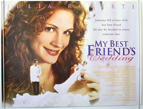 My Best Friend's Wedding   Original Cinema Movie Poster