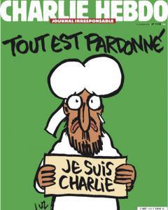 La nueva portada de 'Charlie Hebdo'