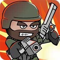 Doodle Army 2 Mini Militia 5.2.1 Apk Mod (Pro Pack Unlocked) Android