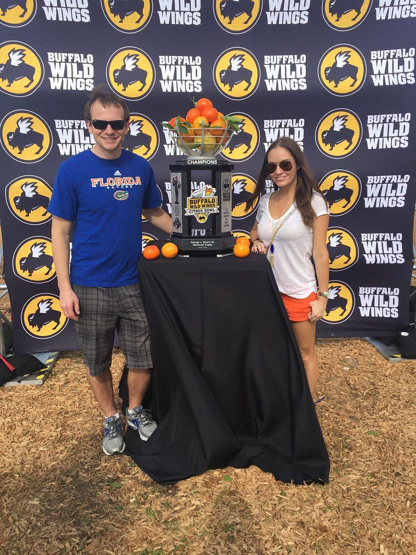 Buffalo Wild Wings Bowl 2016