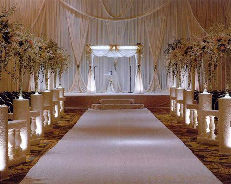 Wedding Flowers and Decorations   yanni   Wedding ceremony