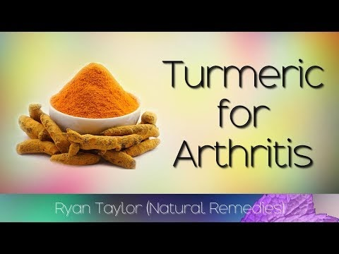 Turmeric: for Arthritis (Joint Pain)