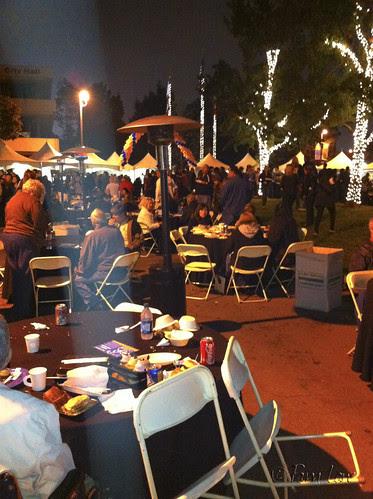 Dine in Downey