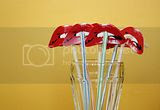 Rocky Horror Picture Show Party Straw DIY