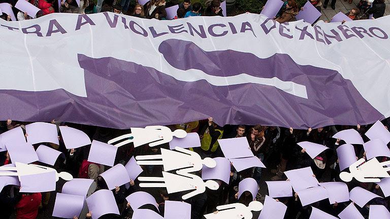 Este domindo se celebra el Día Mundial contra la Violencia de Género, un delito contra el que 'Hay salida'