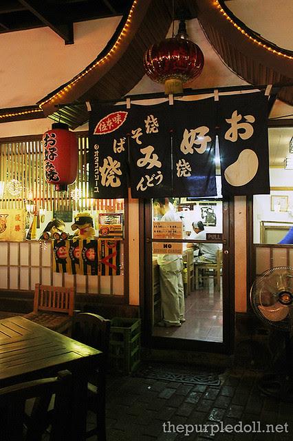 Kagura in Little Tokyo Makati