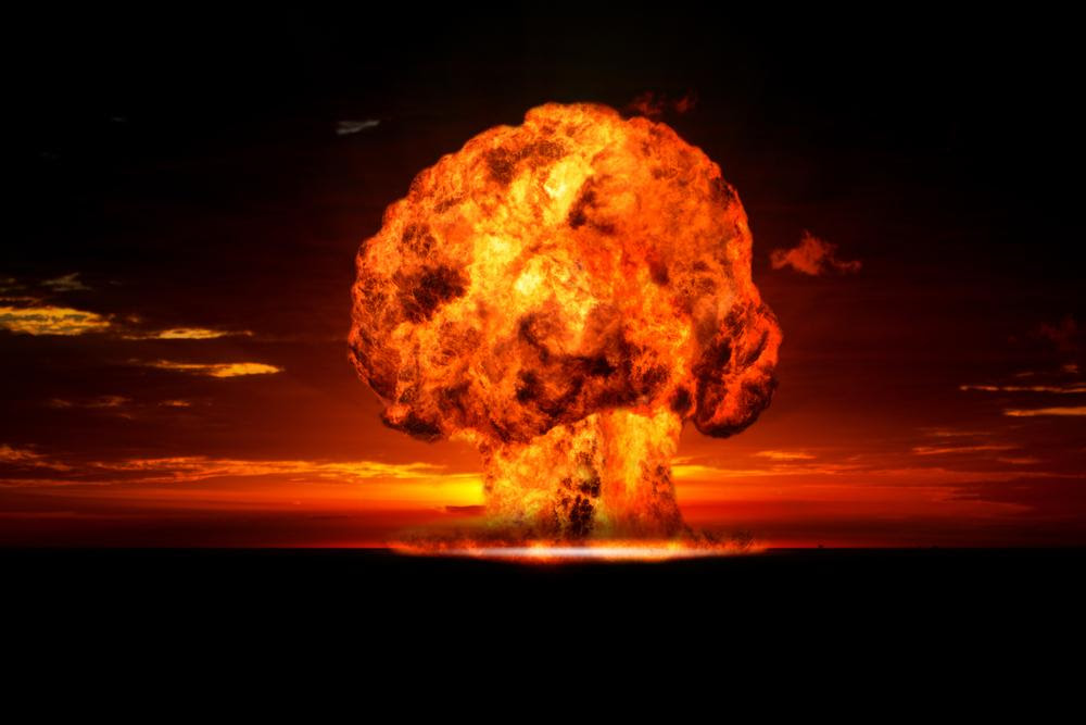 Image result for test nuclear