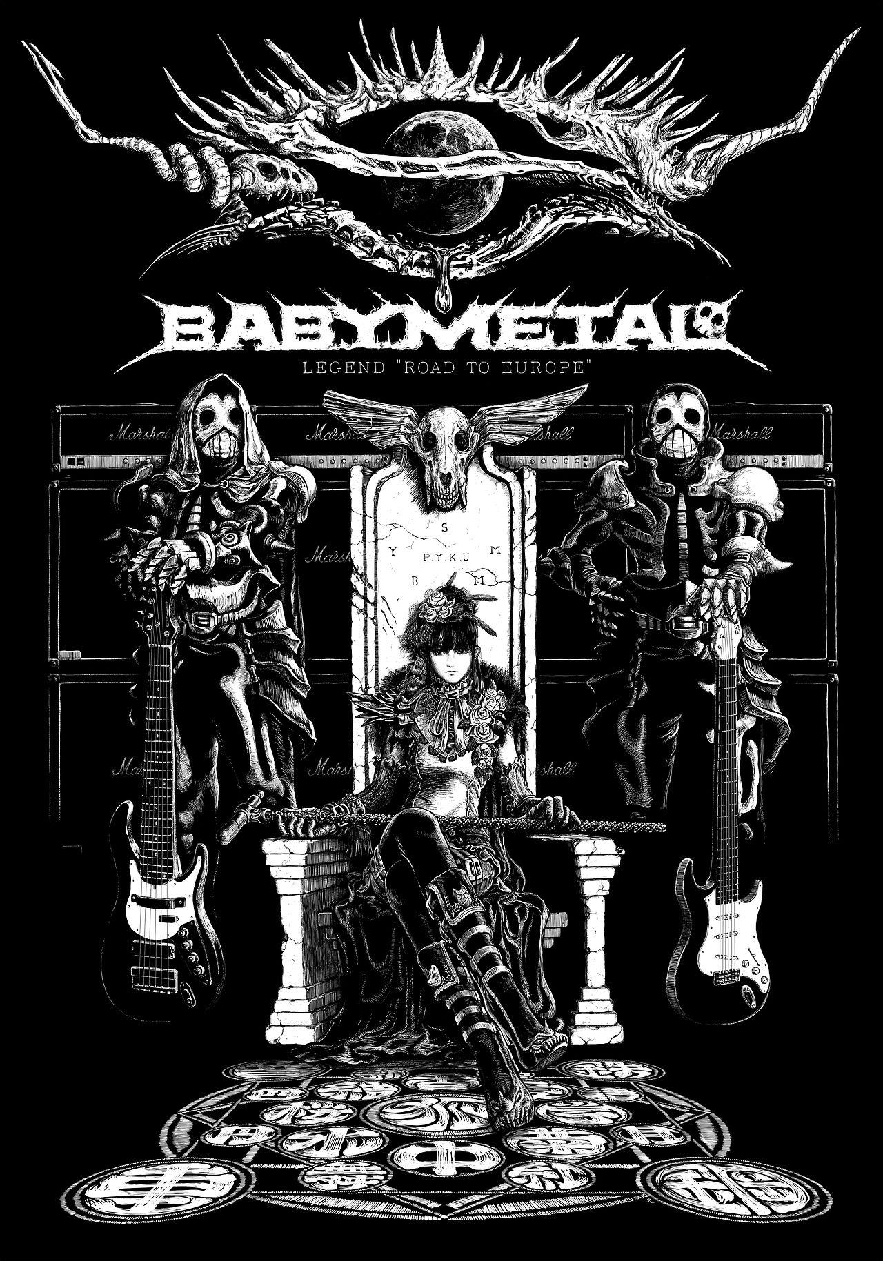 Babymetal Wallpapers 100 Images Babymetal