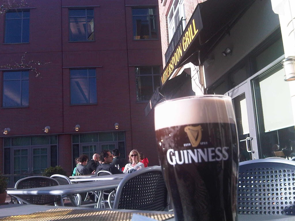 First Guinness of spring