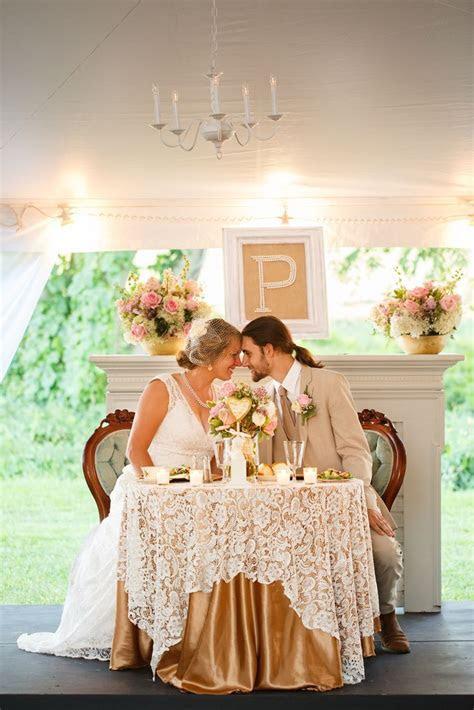 25  best ideas about Sweetheart table decor on Pinterest