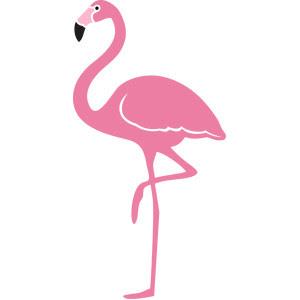 Download Pink Flamingo Silhouette at GetDrawings | Free download