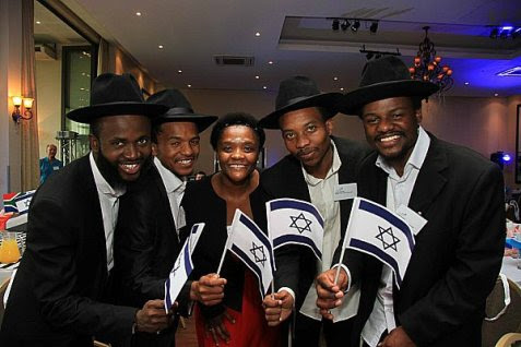 South Africans for Israel.