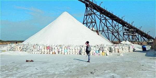 El acuerdo viabiliza el negocio de la sal en el país.