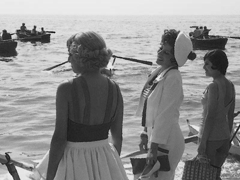 dovolenka Rimini, Fellini - Amarcord