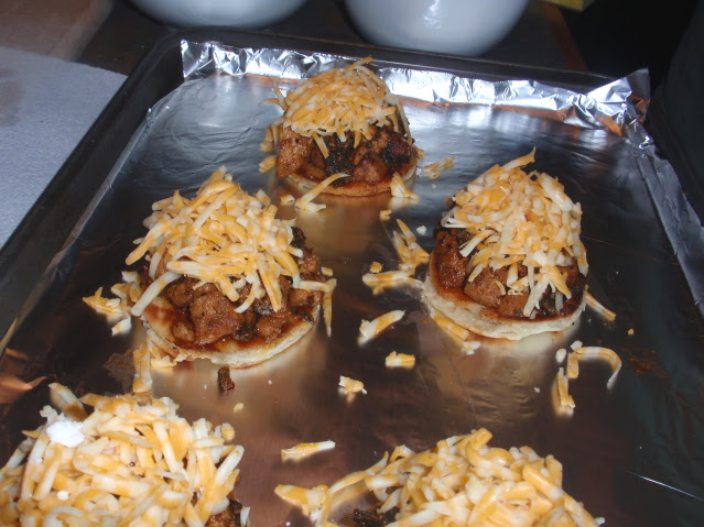then top with colby jack cheese