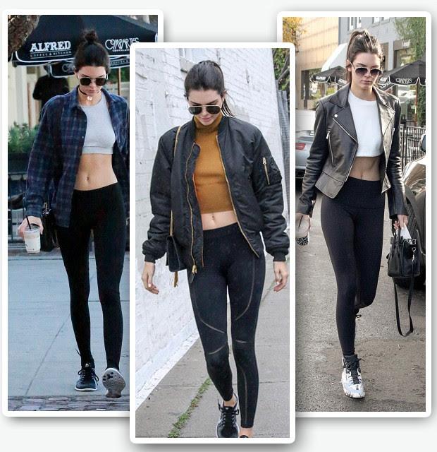 Resultado de imagem para como deixa a leggings chique 2016