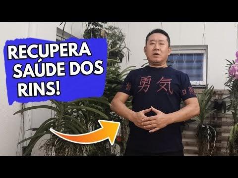 ANTIGO SEGREDO TAOISTA - #QIGONG DE 6 SONS - QI GONG PARA RINS   Peter Liu