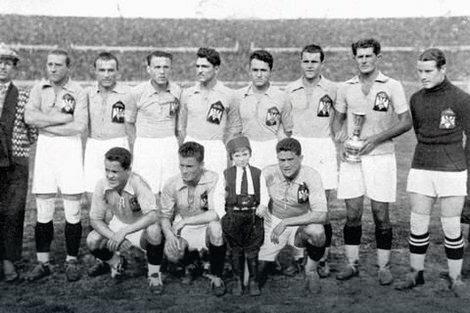 Naši na Mundijalu 1930