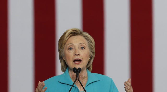 Bà Hillary Clinton. (Hình: AP Photo/Carolyn Kaster, File)