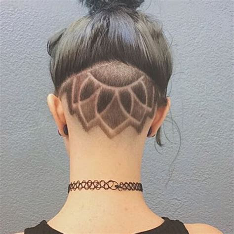 Astonishing Hidden Hair Tattoo Ideas!