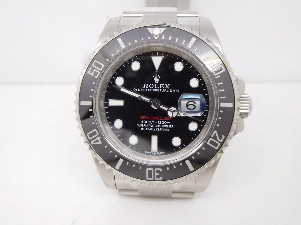ARF V2 Sea-Dweller 126600