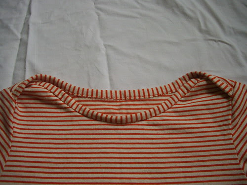 sailor T, neckline. by oddwise