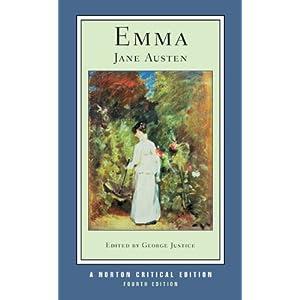 Emma (Fourth Edition)  (Norton Critical Editions)