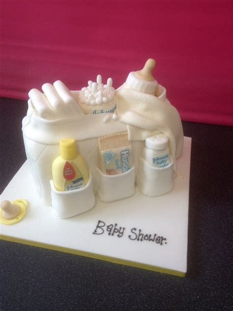 Christening & Baby Shower Cakes   The Little Cake Cottage