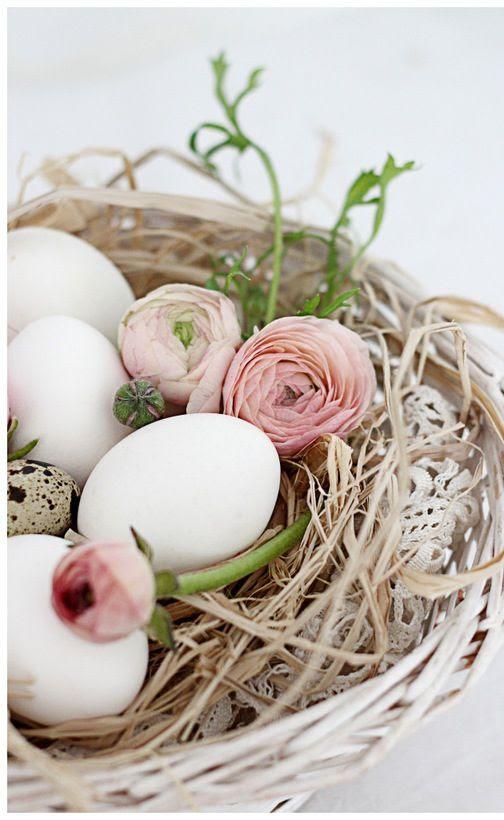 #Easter / #nest / #Spring