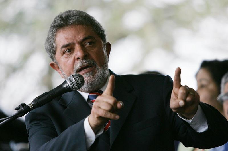 Ex-presidente foi intimado pelo juiz federal Sérgio Moro. Foto: Ricardo Stuckert/PR