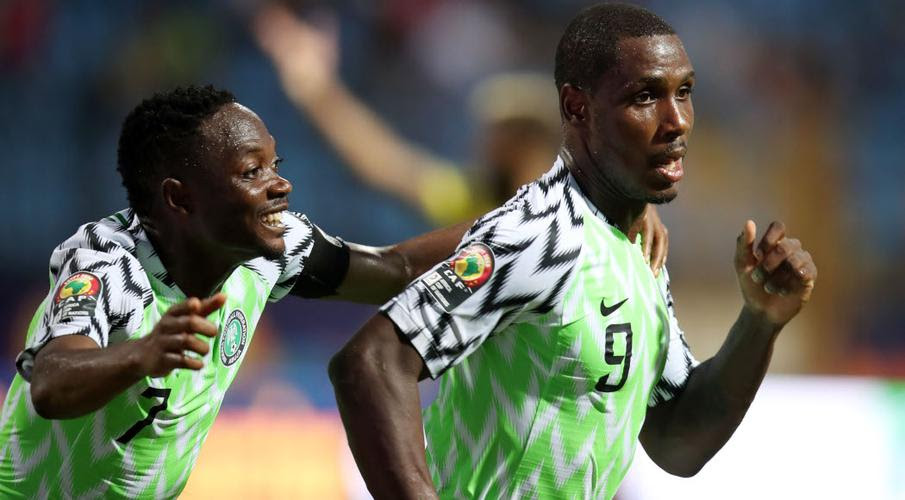 Nigeria defeat holders Cameroon in Afcon classic